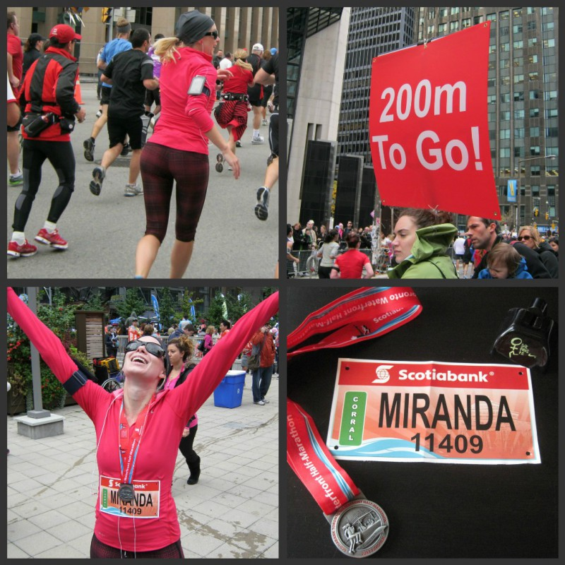 Scotiabank Toronto Waterfront Marathon 2011