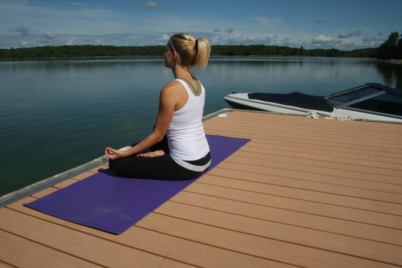 Yoga retreat with Sanga Retreats in Toronto