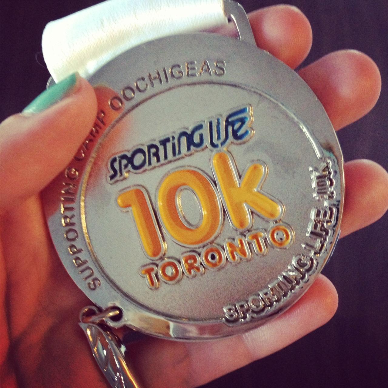 sporting life 10k medial 2013