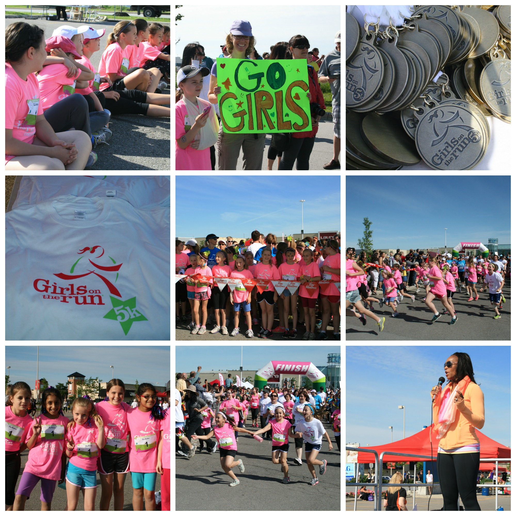 Girls on the run 2013