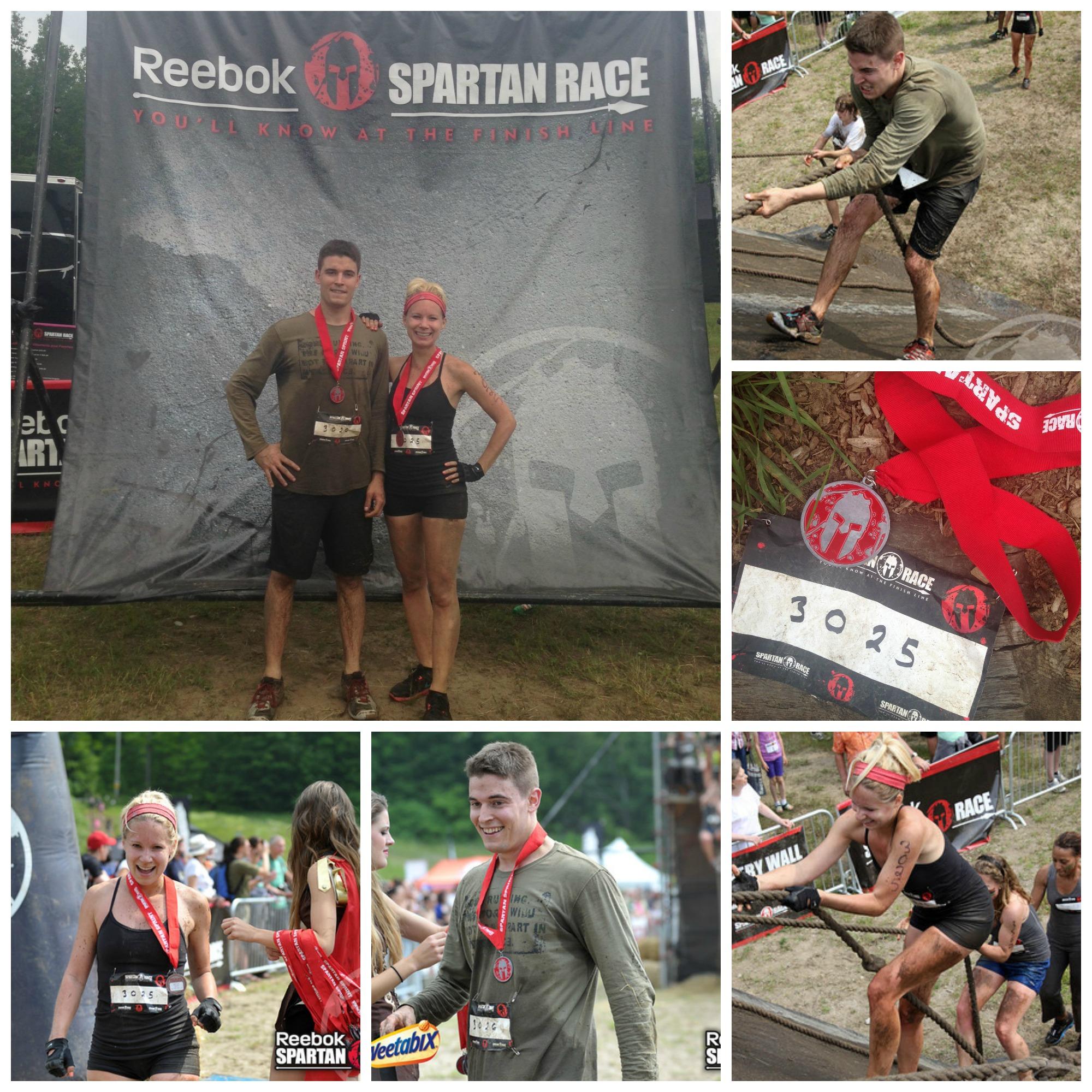 Spartan Sprint Toronto Recap