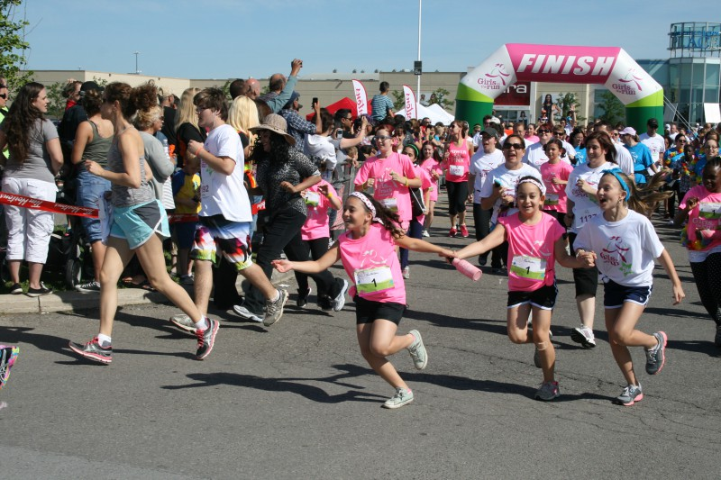 Girls on the Run 5K Toronto