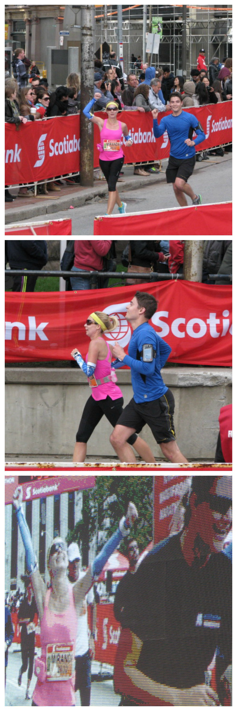STWM 2013 Finishers chute