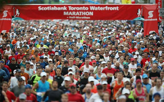 Scotiabank-Waterfront-Toronto-Marathon