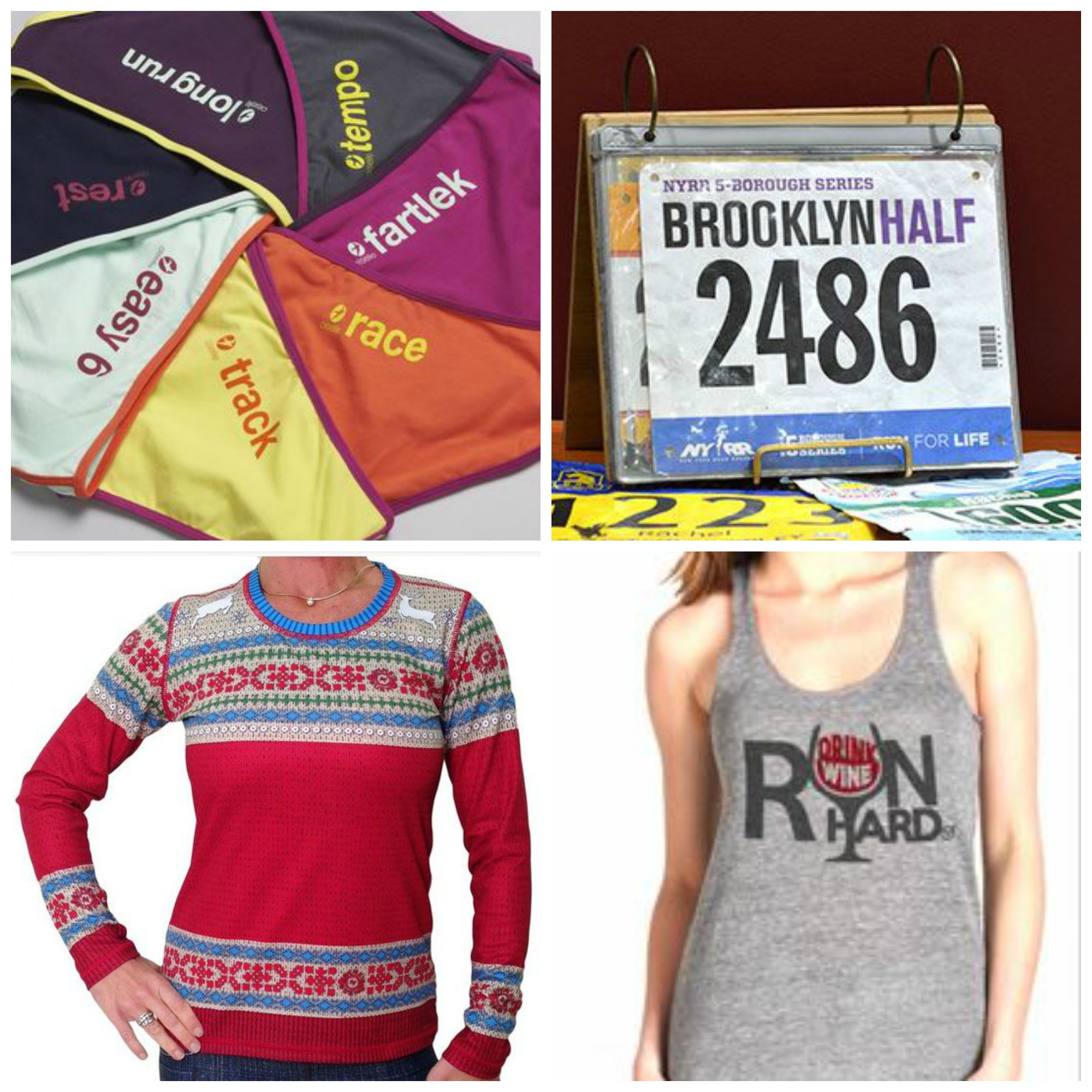 Christmas gifts for runners