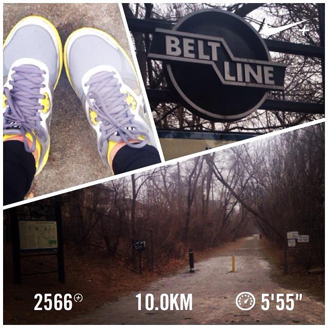 Last Toronto run