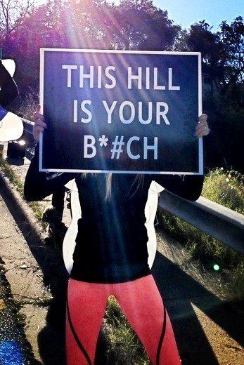 Bitch hill