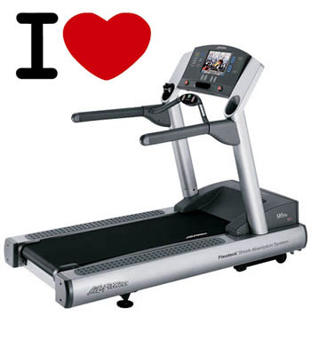 love treadmill