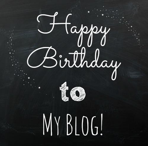 birthday blog