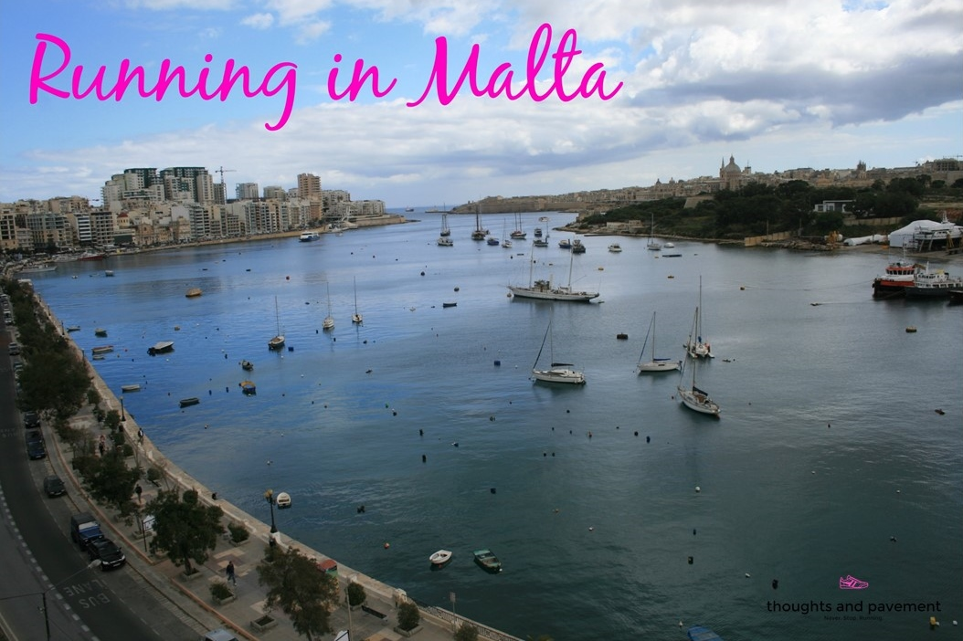 Running in Malta