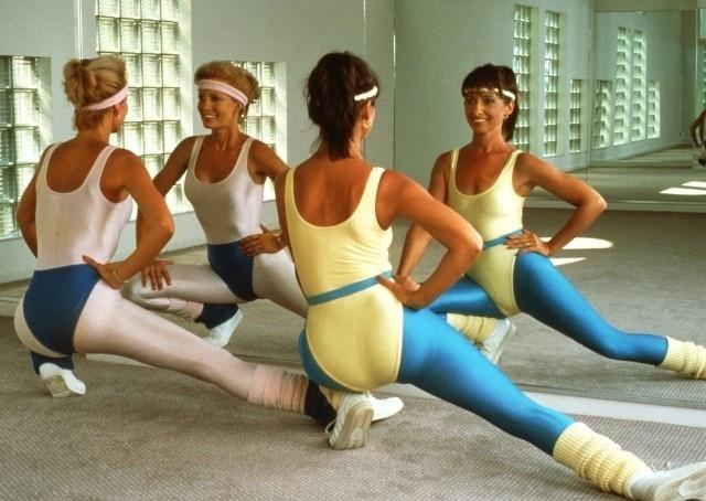 80s workout