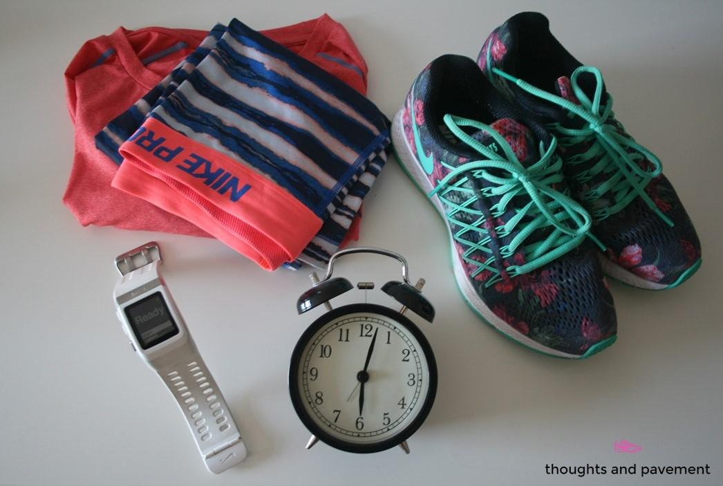 Tips to become a morning runner