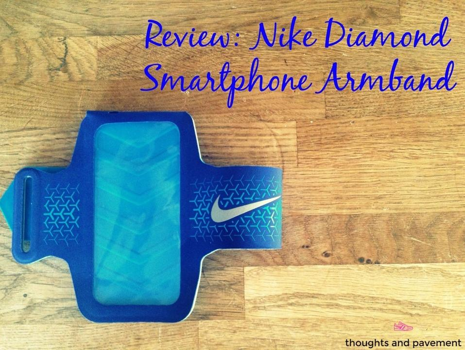 Nike Diamond Smartphone Armband