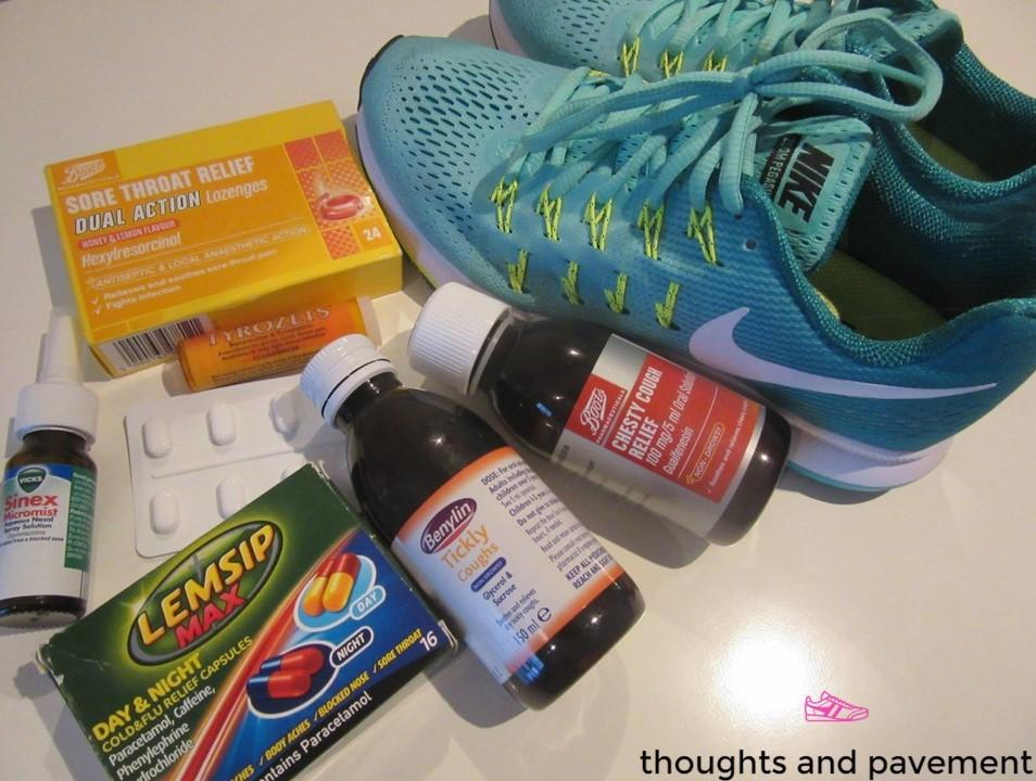 Should you run when you're sick?