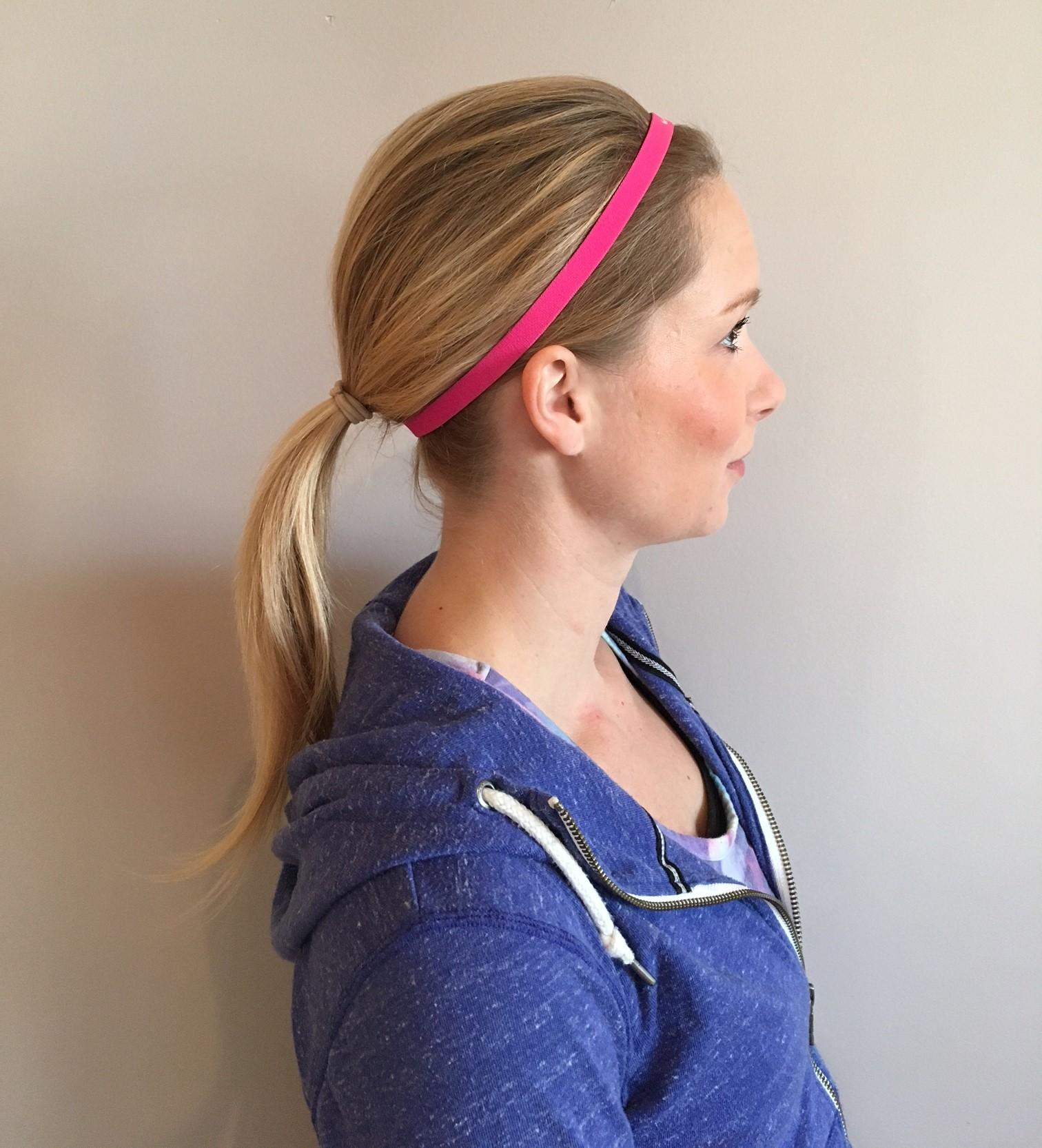 hairstyles for running and triathlons - thoughts and pavement