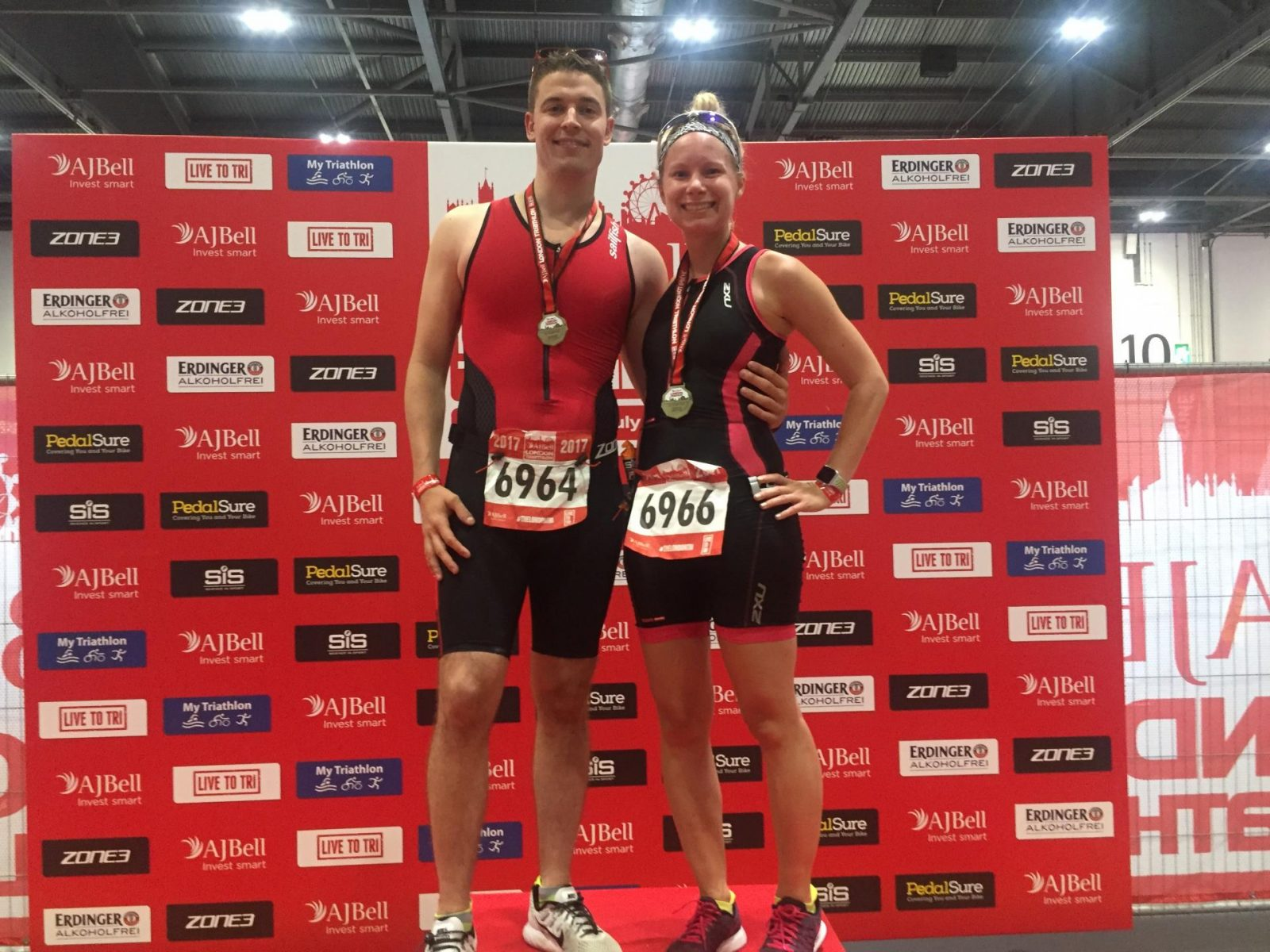 Race Review: My first Olympic Distance Triathlon | Thoughts