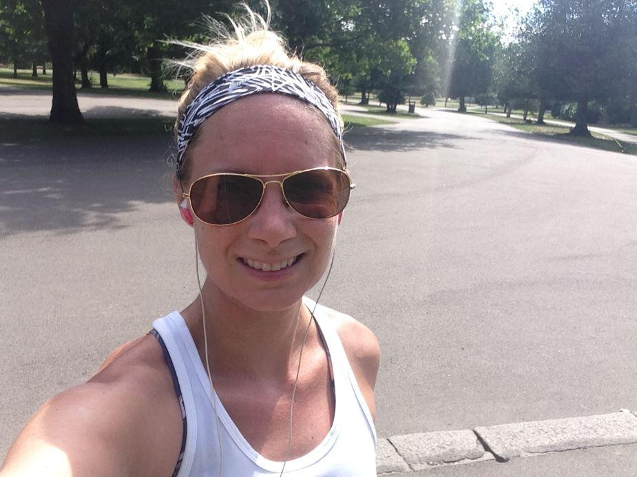 Victoria Park run