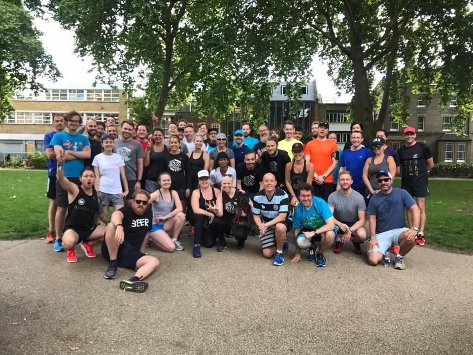 Mikkeller Running Club London