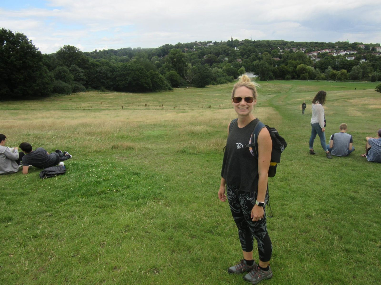 Hamstead Heath hike
