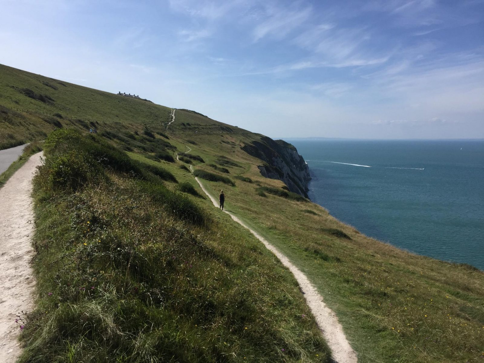 Hiking on the Isle of Wight
