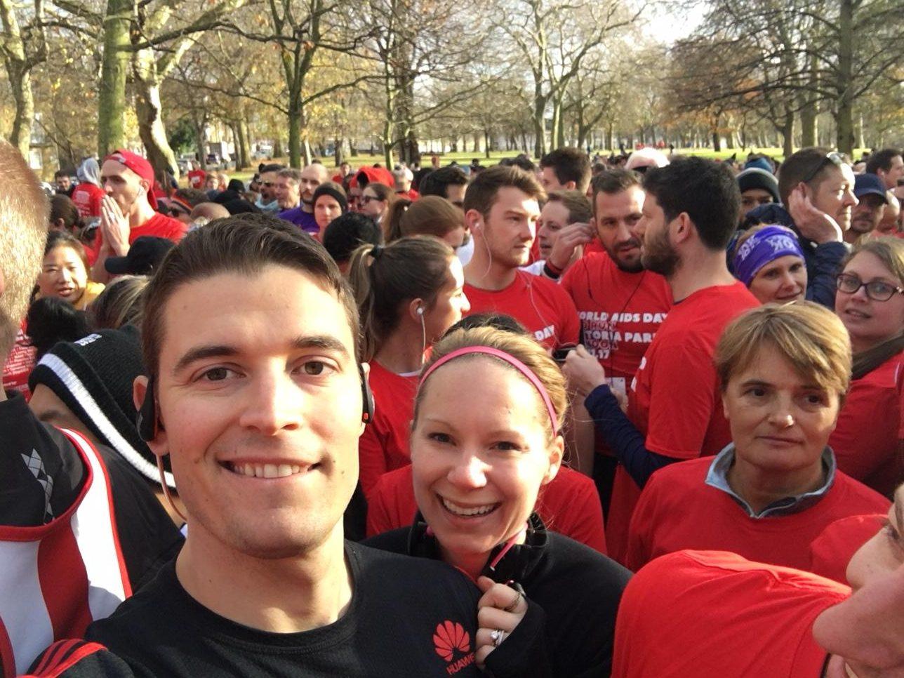 Red Run 10K