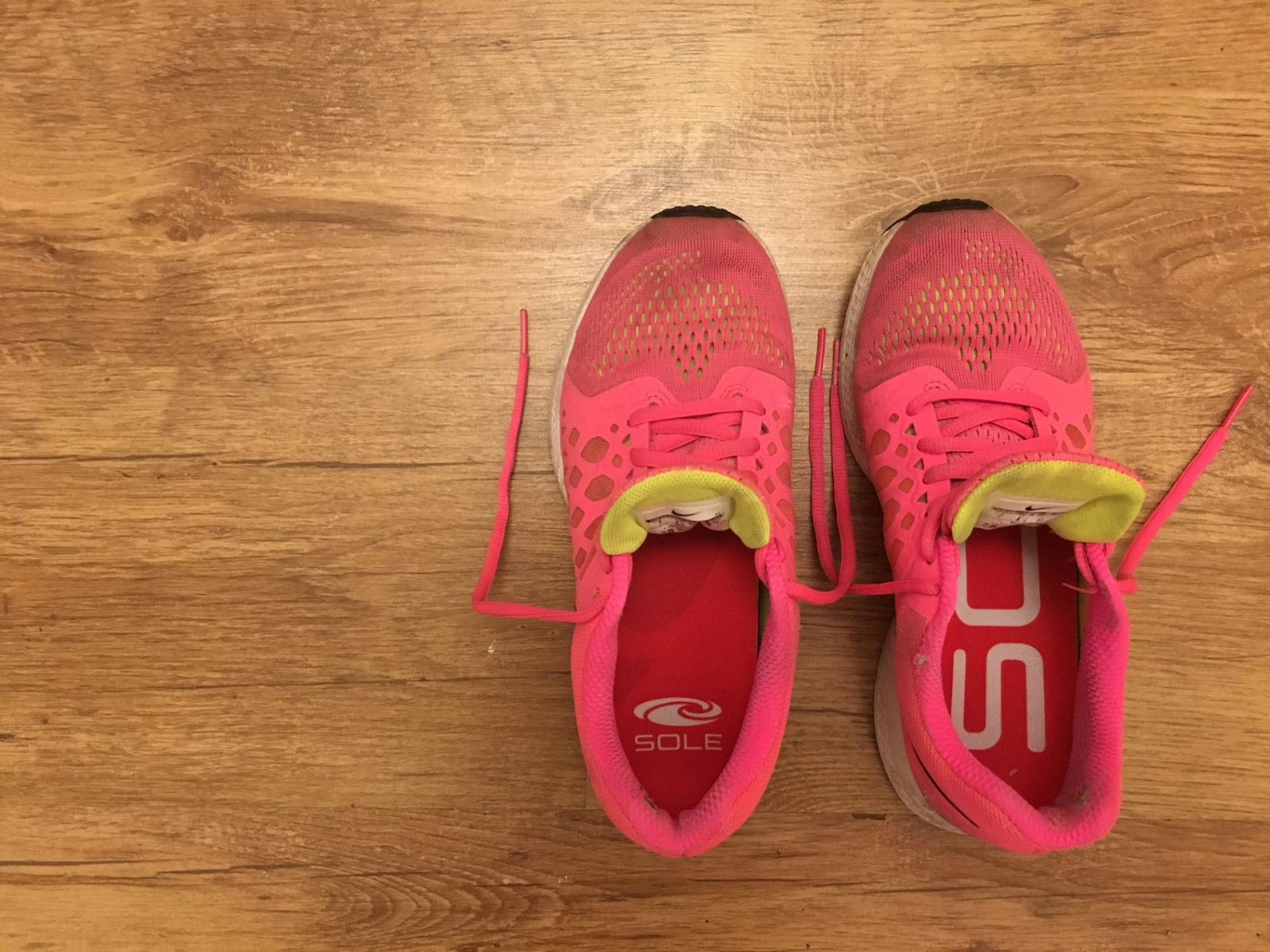 SOLE active medium footbed