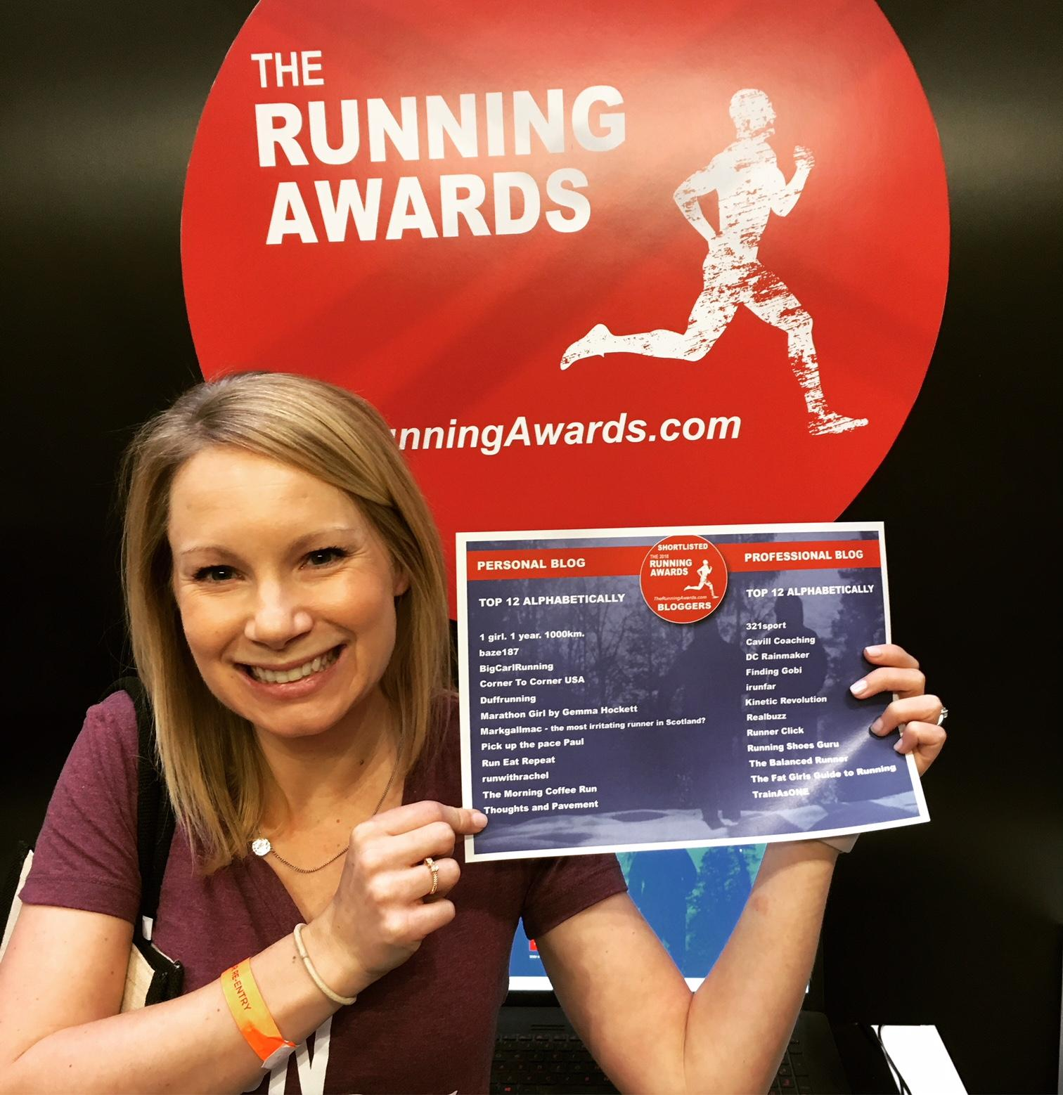 The Running Awards