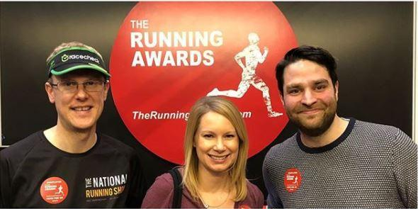 Running Award Shortlist
