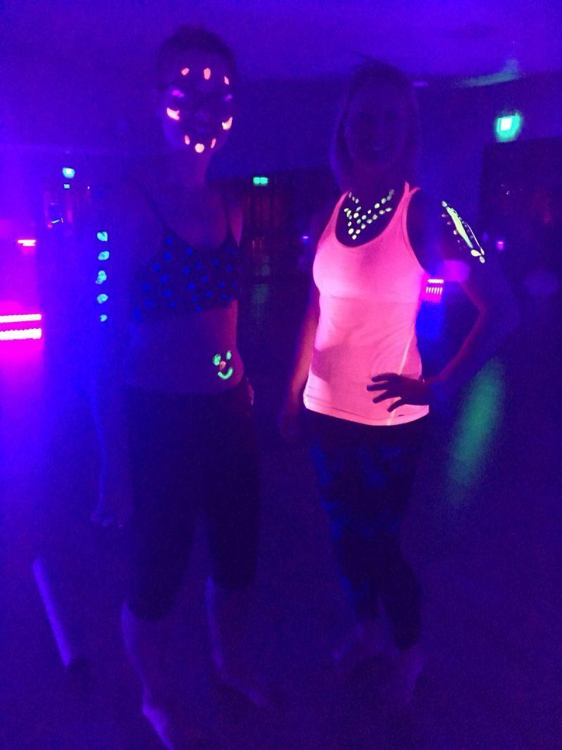 Glowga at Canyon Ranch