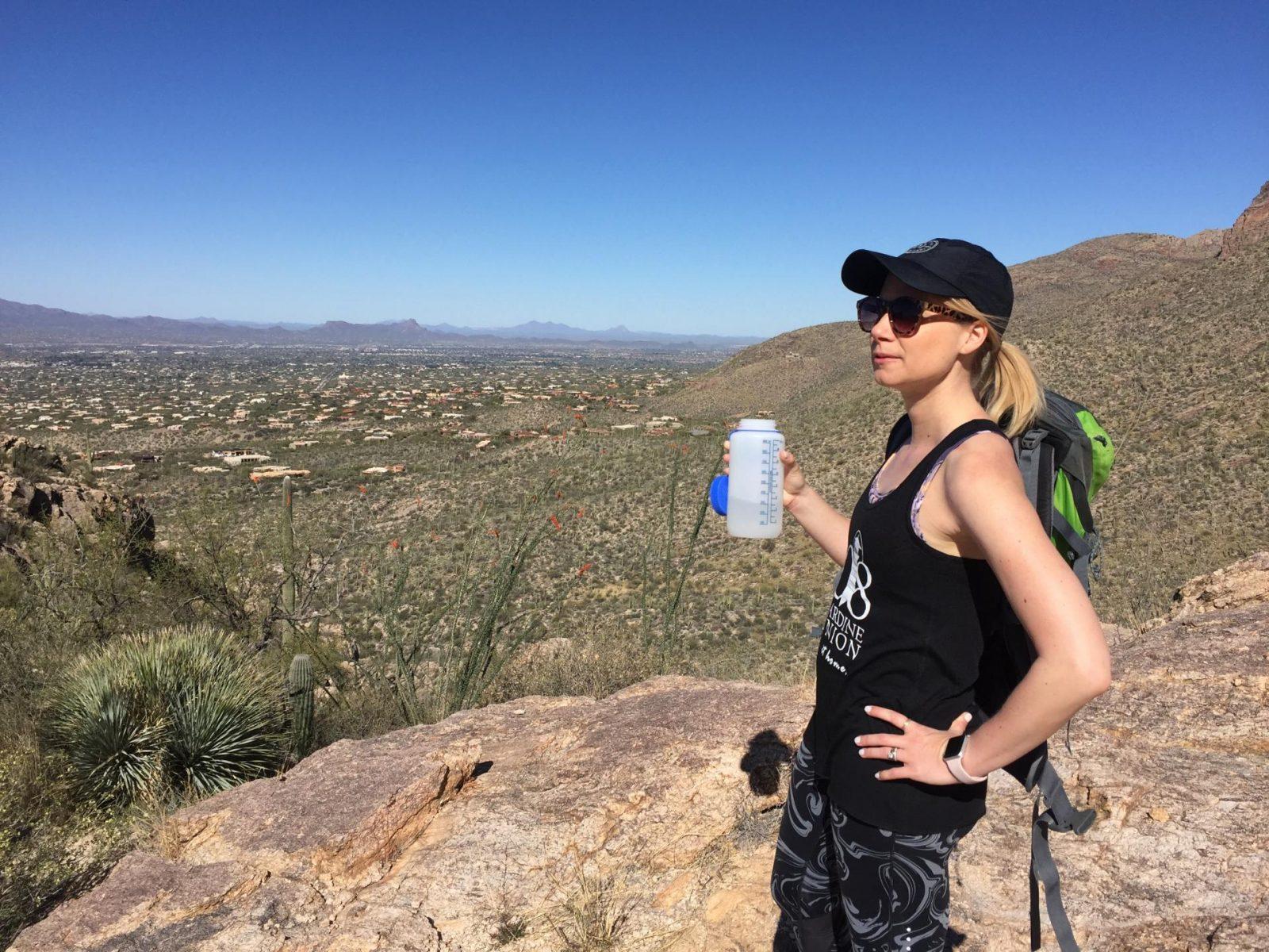 Canyon Ranch hike