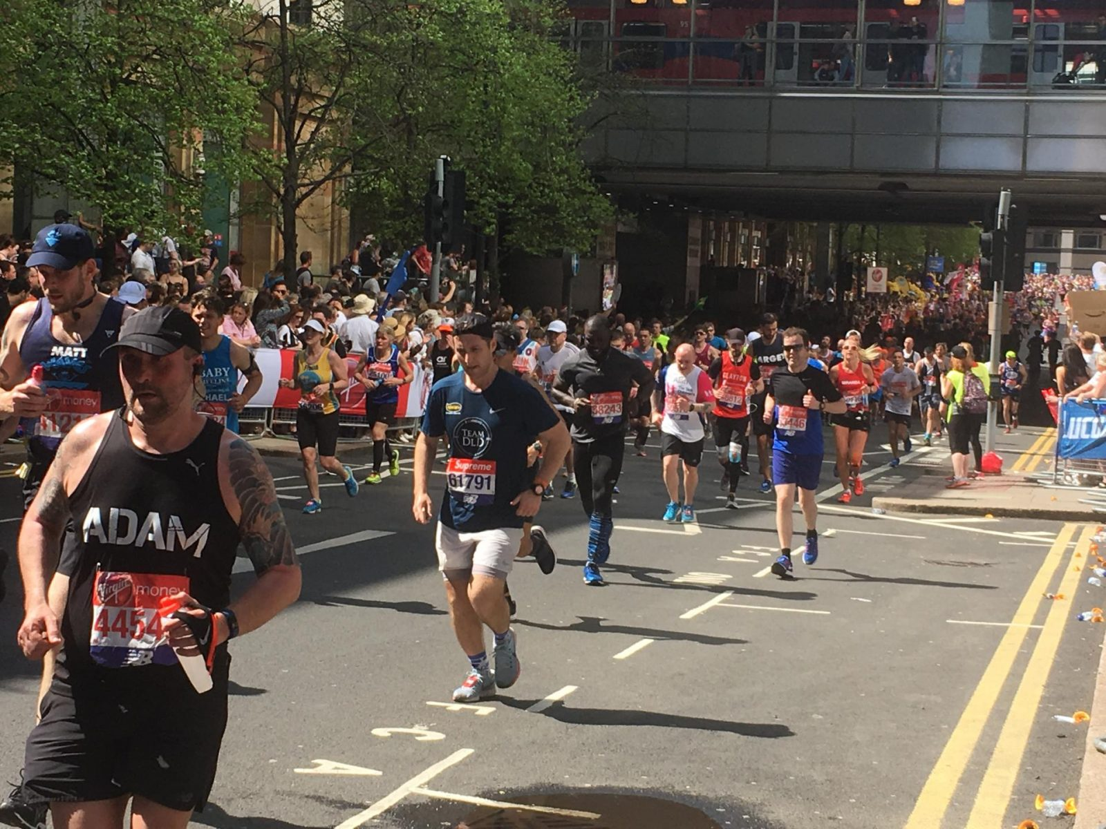 30km London Marathon