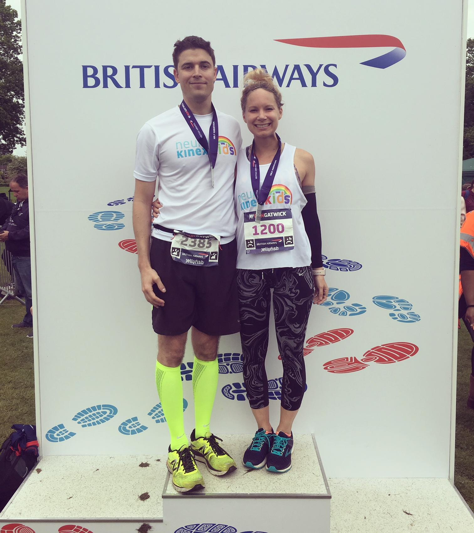 Run Gatwick race review