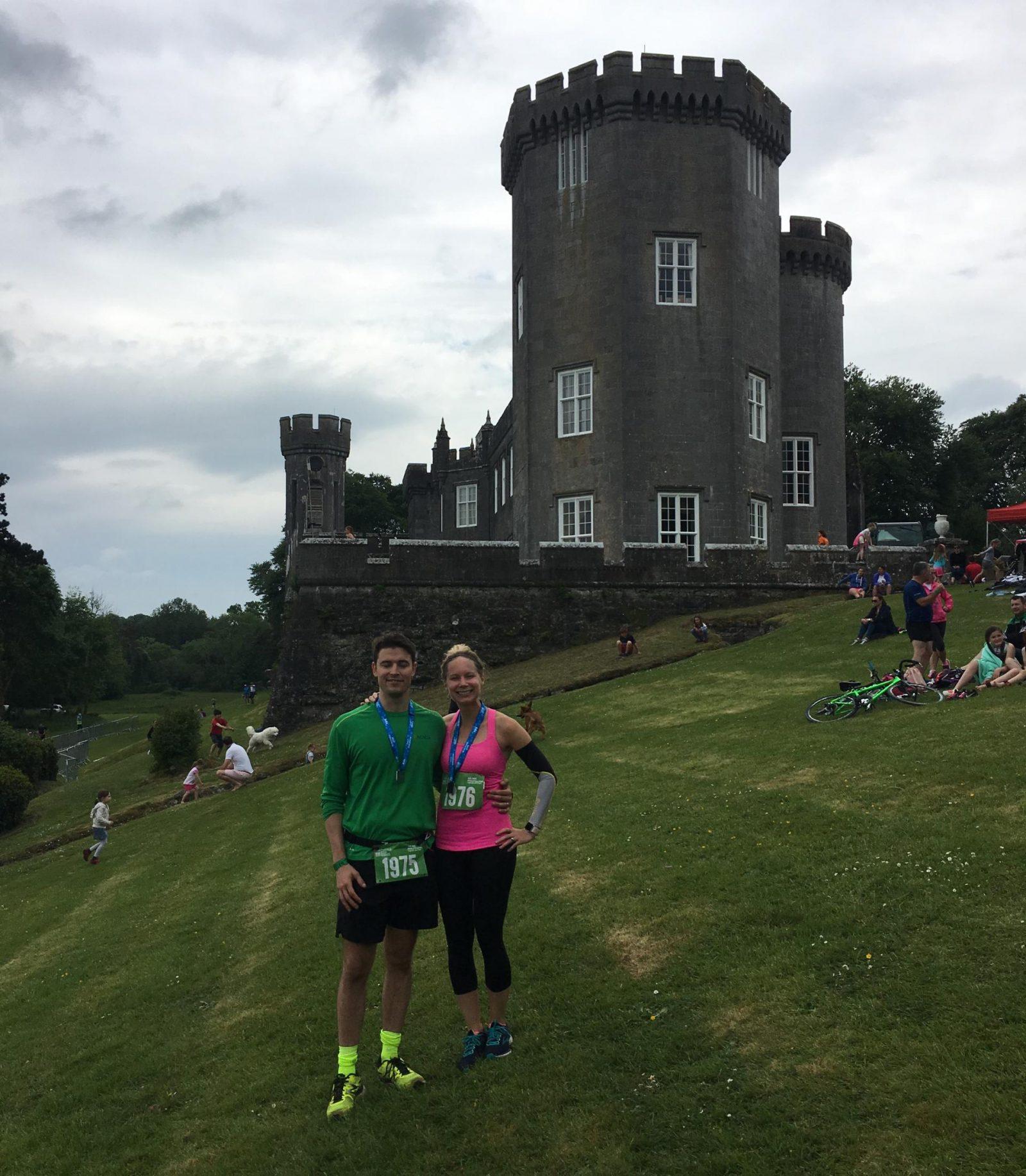 Lough Cutra Castle Half Marathon