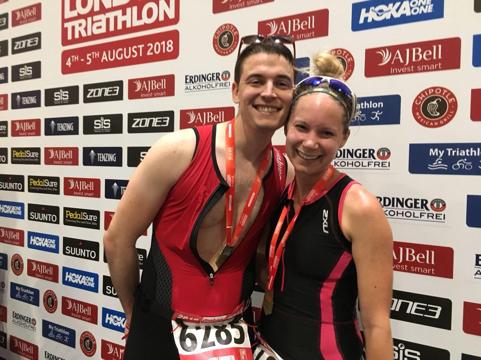 The London Triathlon