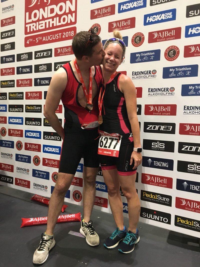 London Triathlon 2018