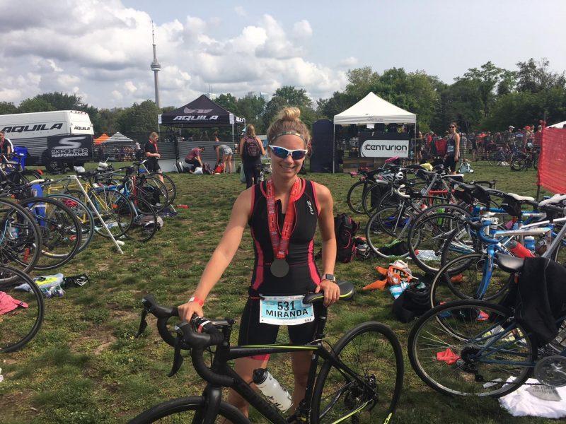 The Toronto Island Triathlon
