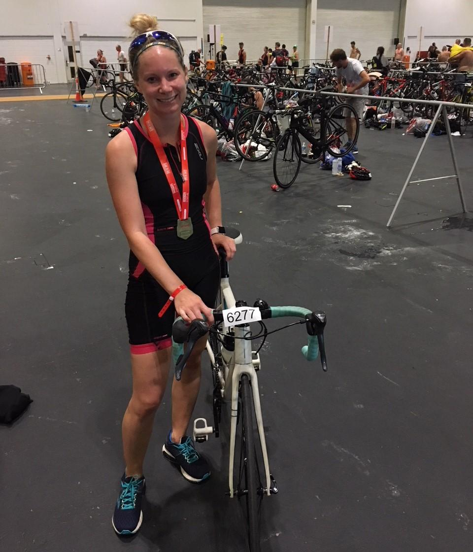 London Triathlon 2018
