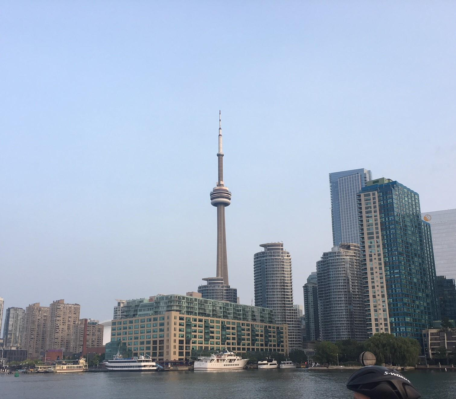 The Toronto Island Triathlon