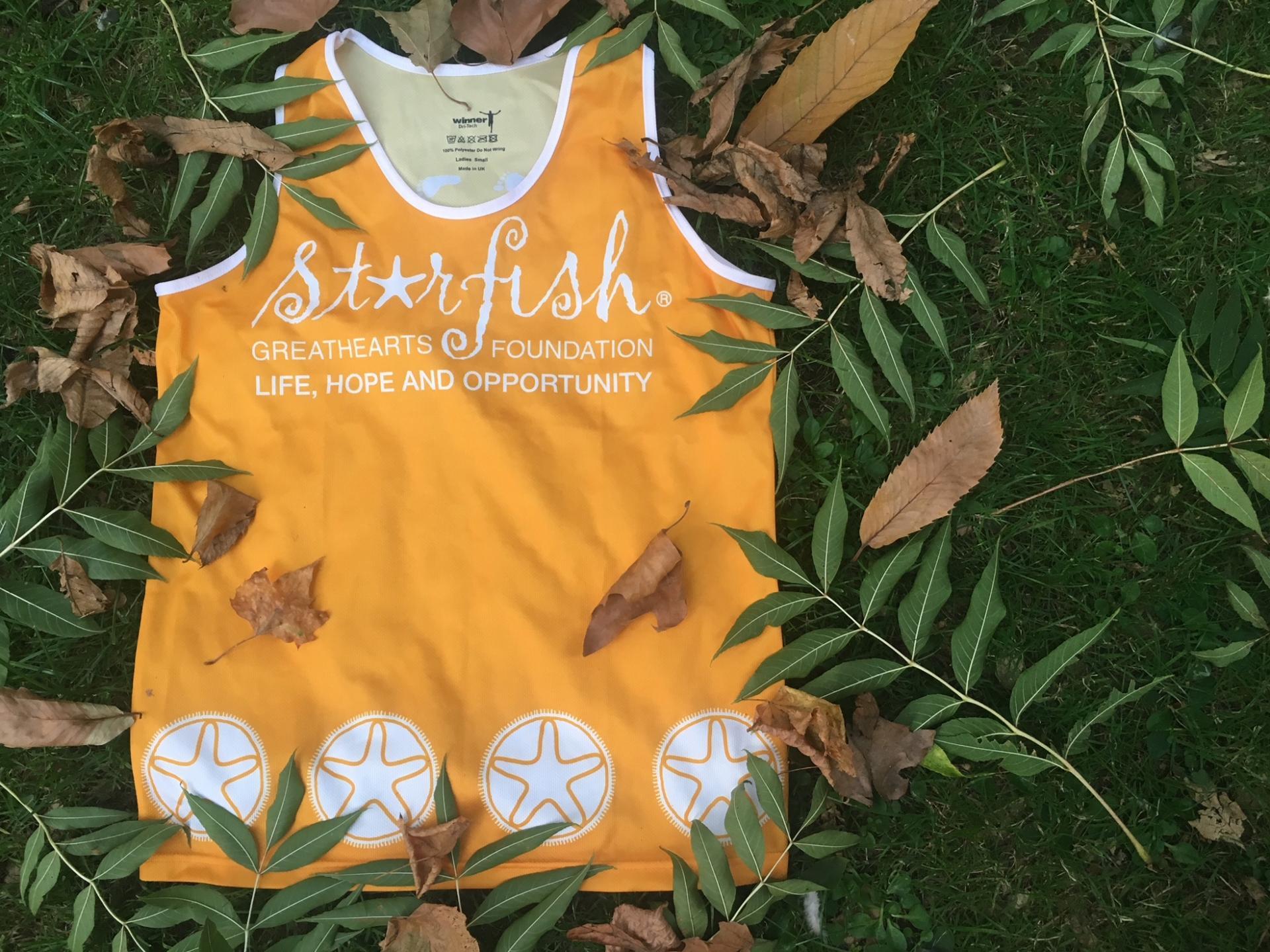 Starfish Greathearts Royal Parks Half Marathon
