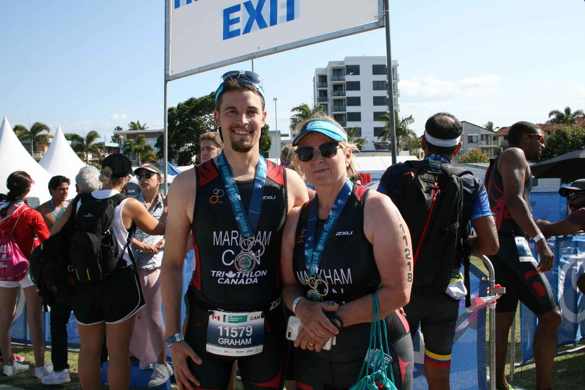 World Triathlon Championships Gold Coast