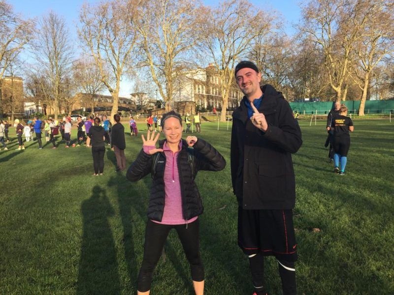 50th and 1st Parkrun
