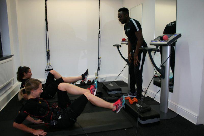 EMS Training for runners