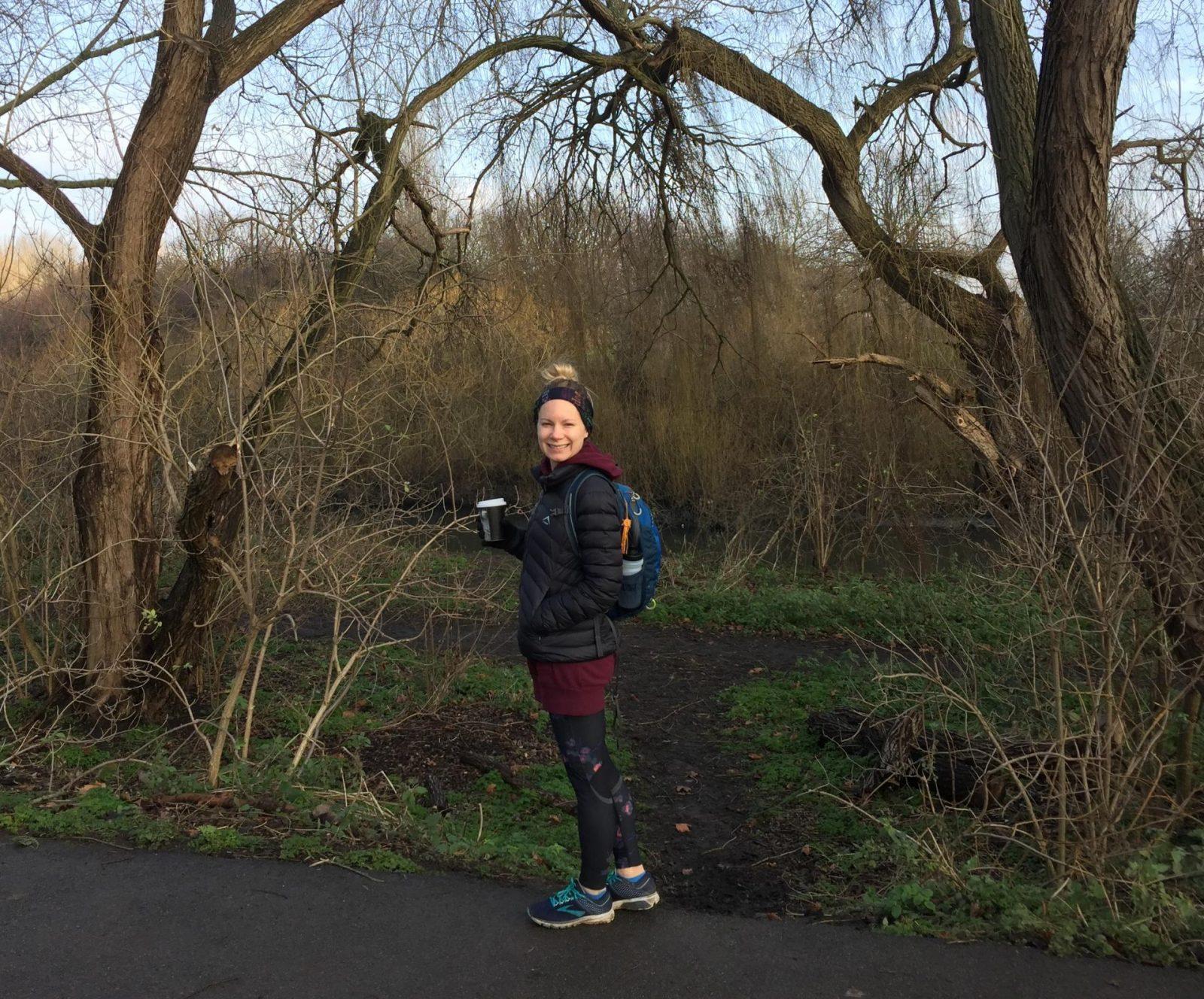 Hackney Marshes Parkrun