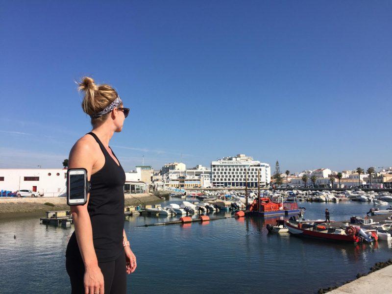 Running in Faro