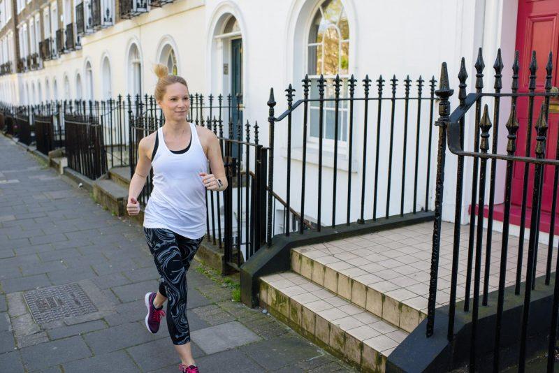 Running and mindset