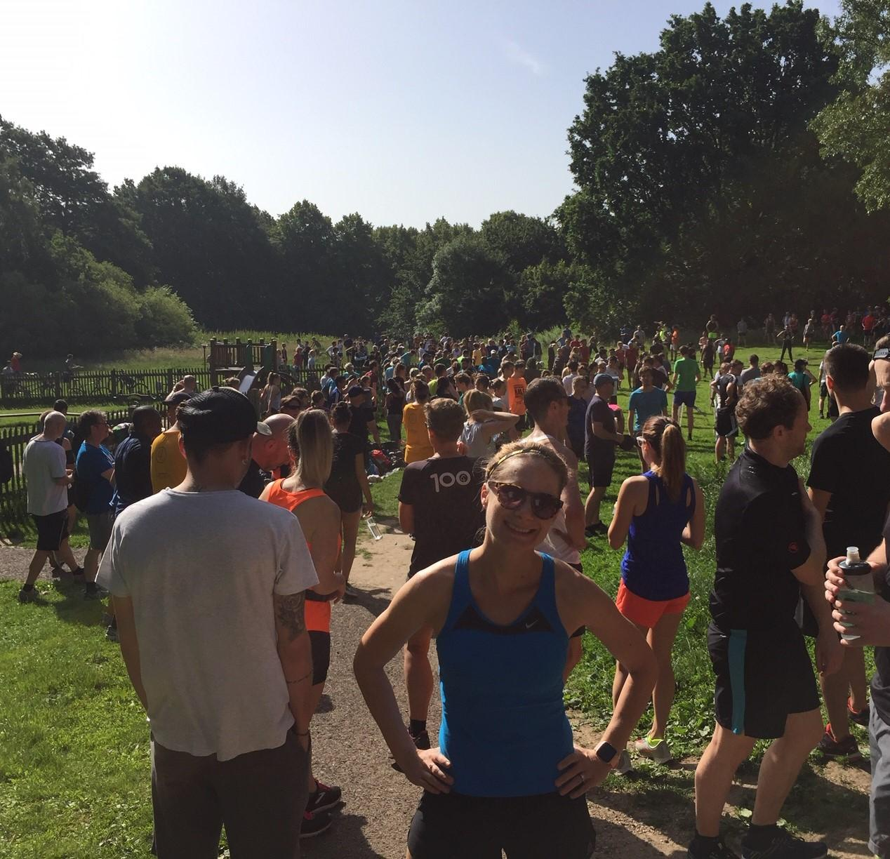 Hamstead Heath Parkrun
