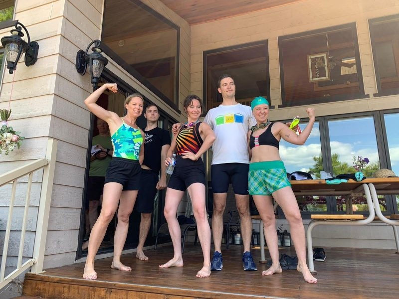 Sandy Lake Triathlon