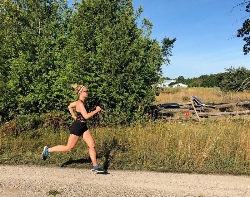 Running in Canada