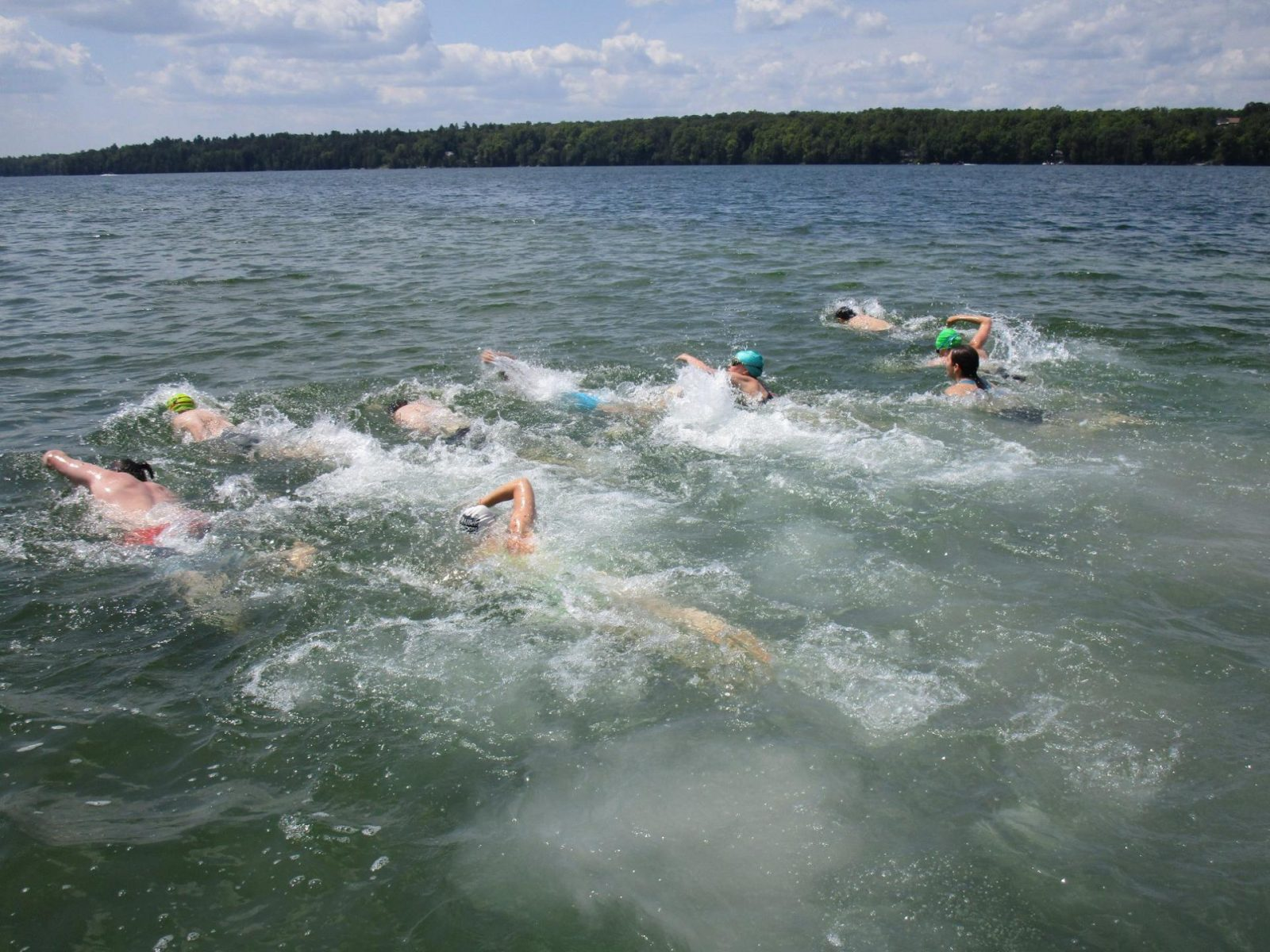Sandy Lake Triathlon