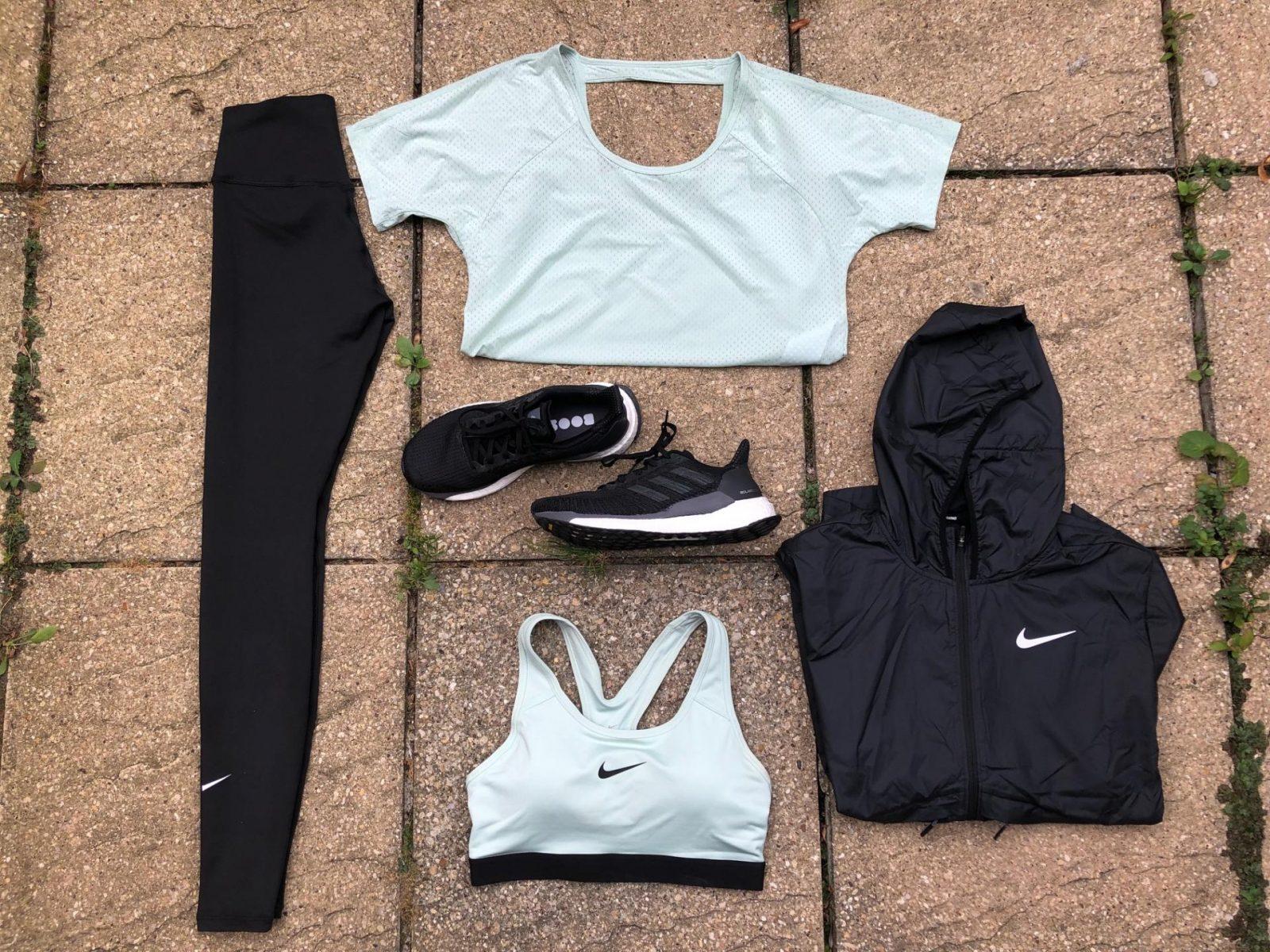 Autumn Running Kit 2019